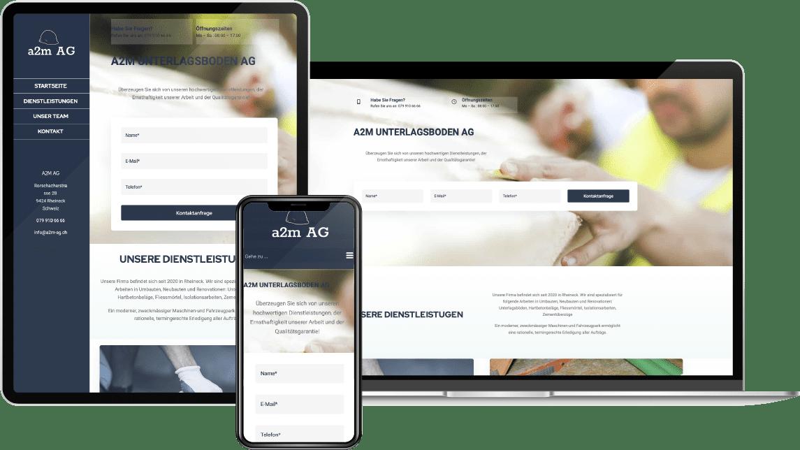 Webdesign Lana